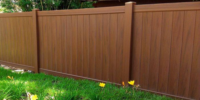privacy fence design vinyl privacy fences g2 vinyl