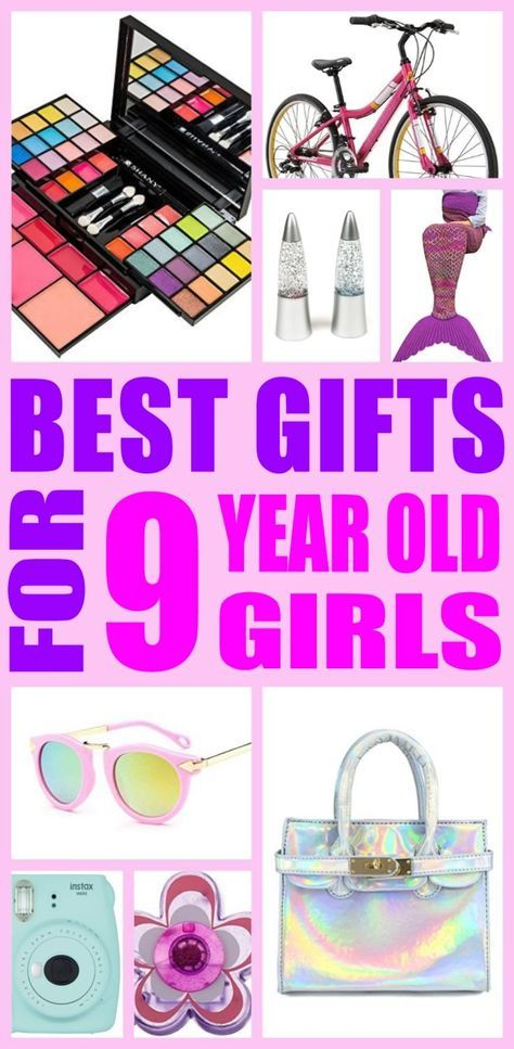 Best Gifts 9 Year Old Girls Will Love Girls 9 Year Old