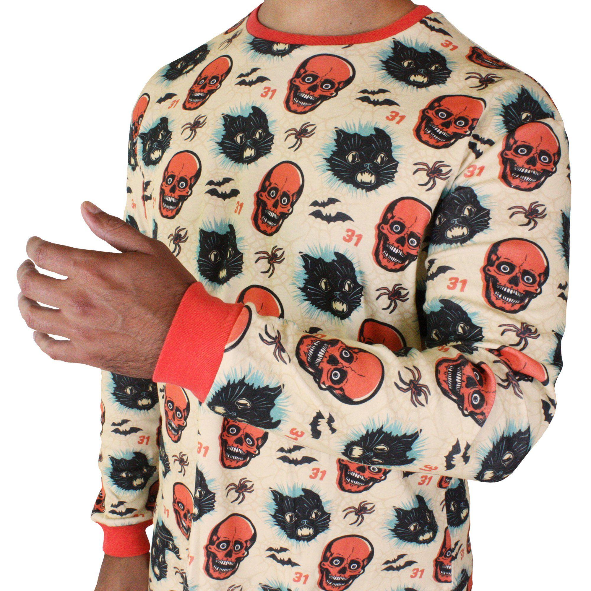 Beistle® Simply Spooky Pajama Set in 2020 Pajama set