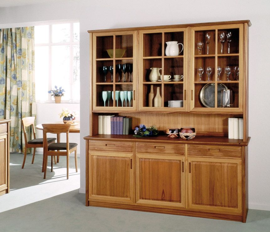 Dining Room Gl Display Cabinet