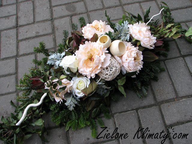 Zielone Klimaty Kwiaty Lublin Z Kwiatami Na Groby Najblizszych Funeral Flower Arrangements Christmas Flower Arrangements Funeral Flowers
