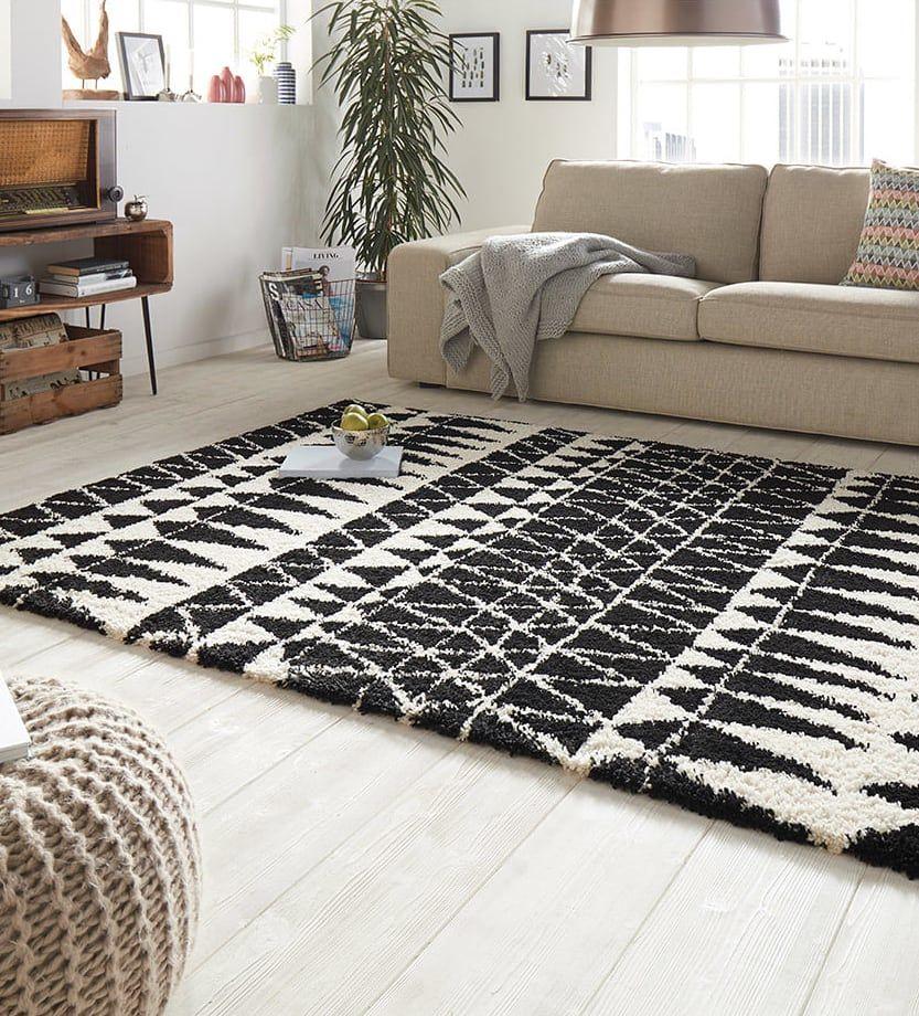 Lisa o estampada es importante escoger una alfombra con un dise o sutil si las tapicer as o - Papeles pintados de diseno ...