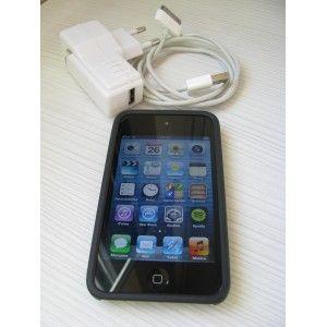 iPod touch de 32GB de capacidad de cuarta generación, con funda ...