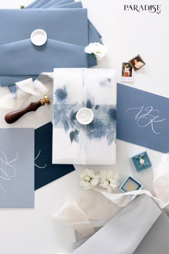 Photo of Clésia Hochzeitseinladungssets, Einladungskits, Einladungen …