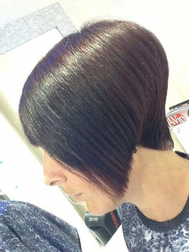 83 Hottest Bob Haircuts for Every Hair Type | Rasierter