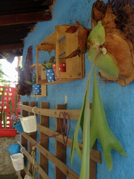 Tema: Jardim Vintage Decoração Família Dias.  Recicle - Reuse Reaproveitamento de embalagens