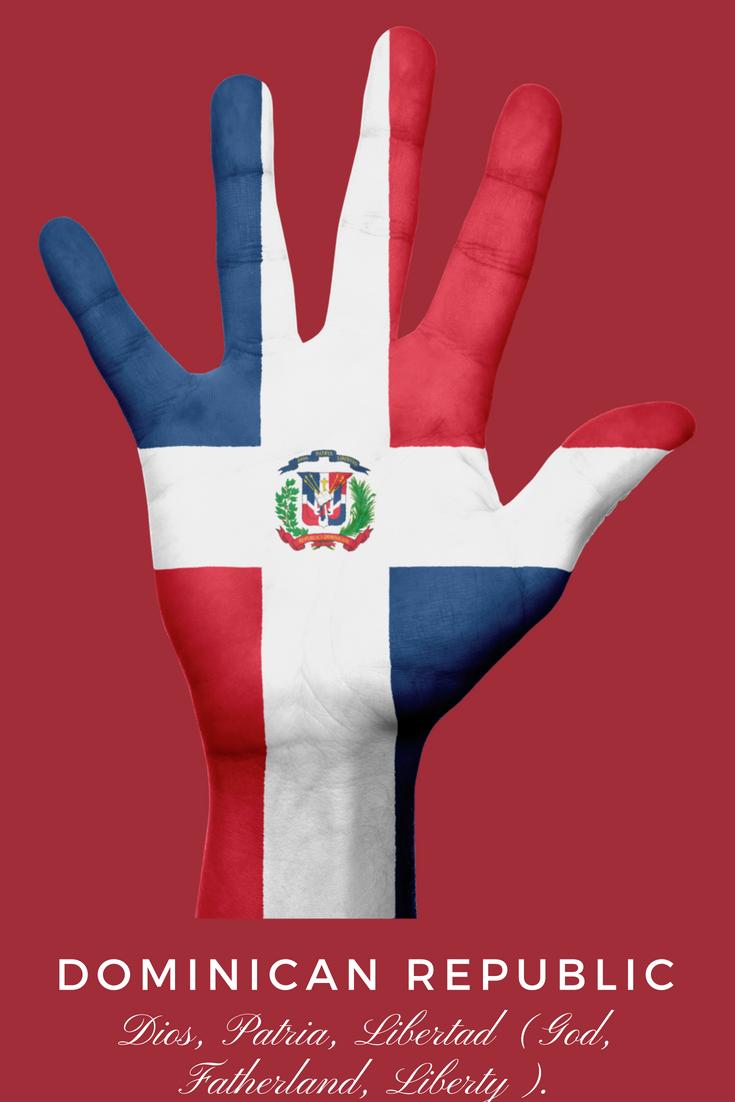 Dominican Republic Flag Dominican Republic Flag Republic Flag Dominican Republic