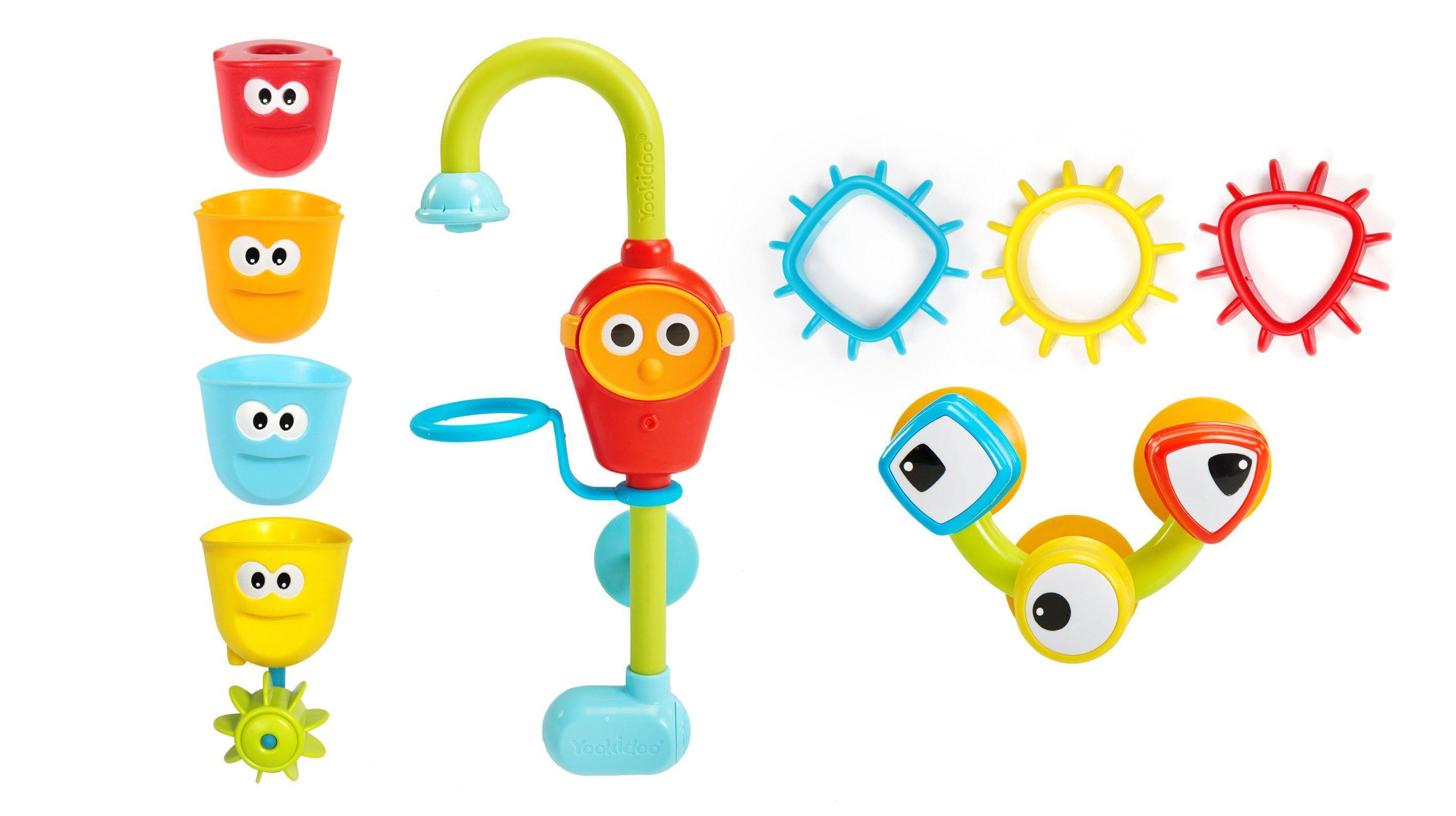 Mr Shower Pro Bath Toys Baby Bath