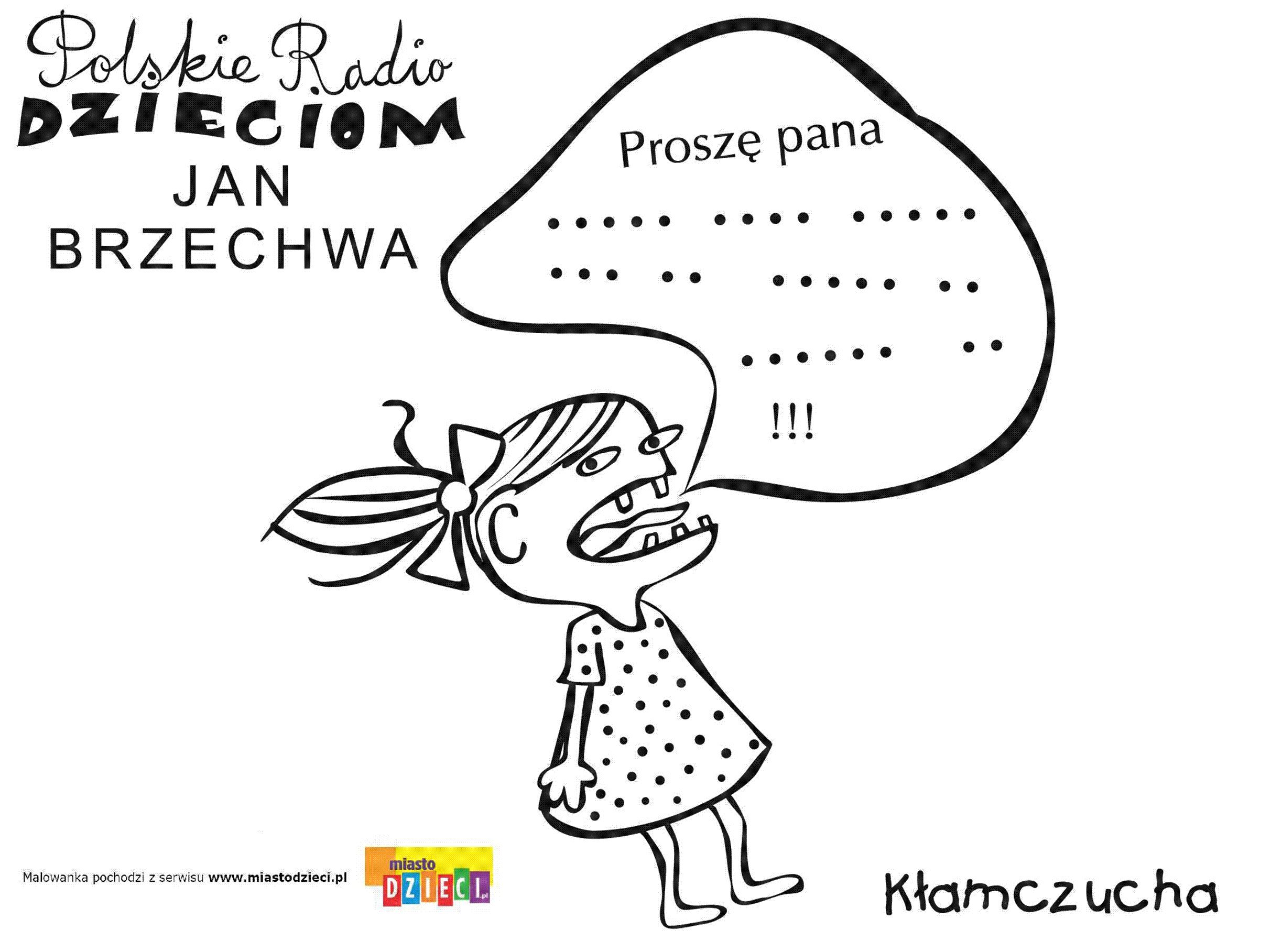 Kolorowanka Jan Brzechwa Fictional Characters Character