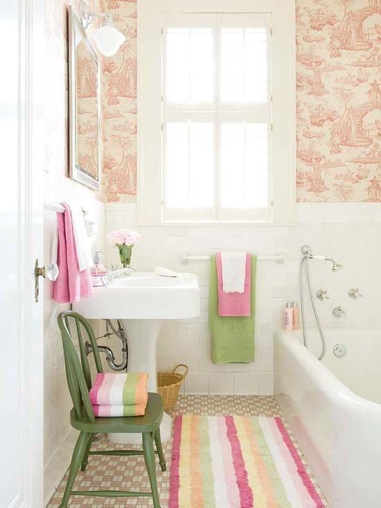 Pink Farbe als Trendfarbe in der Einrichtung – 50 stylische ...