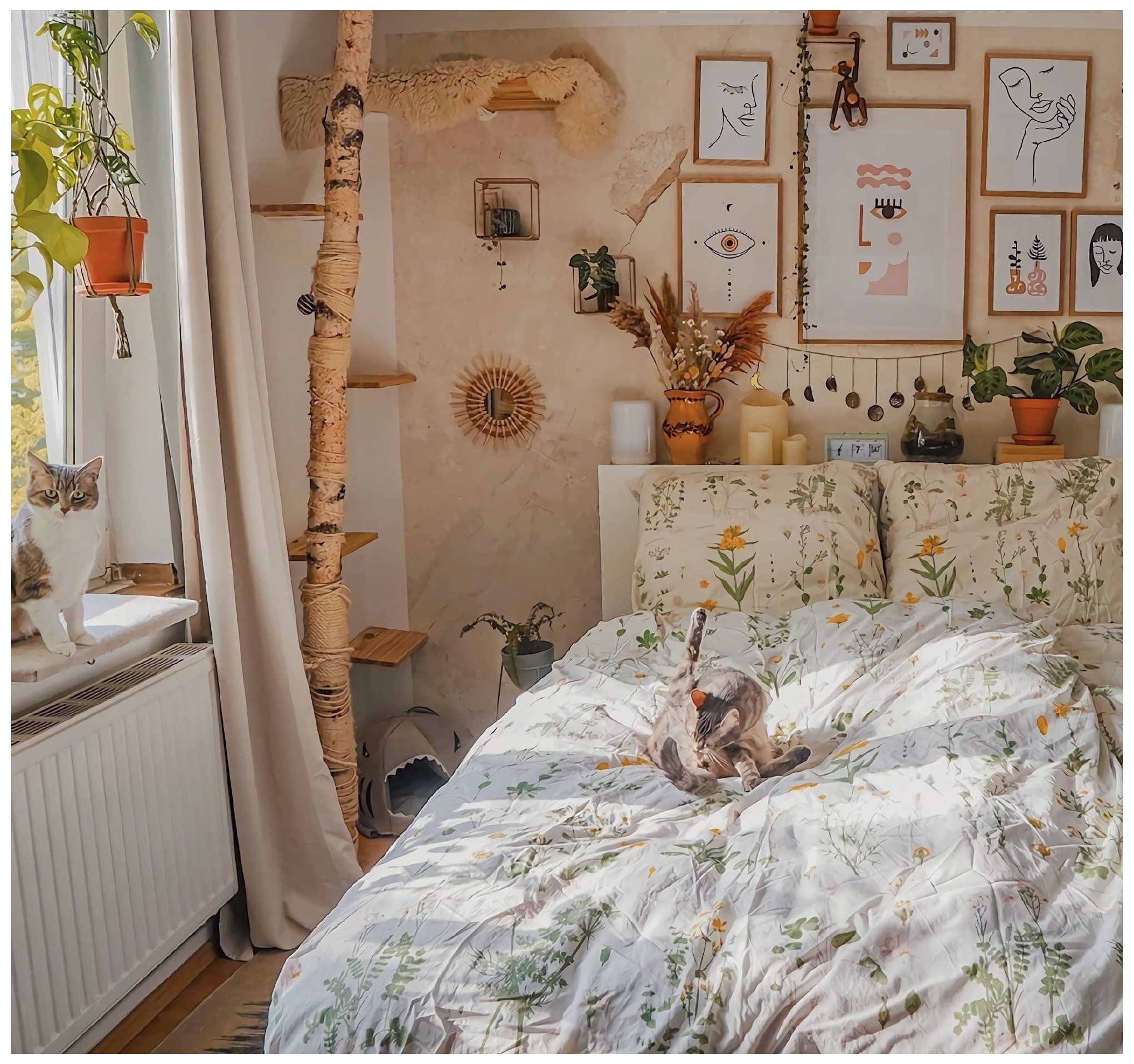 Cottage Core Cottage Aesthetic Bedroom Cottageaestheticbedroom Cottage Aesthetic Plants C Room Inspiration Bedroom Aesthetic Bedroom Redecorate Bedroom