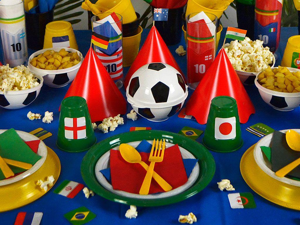 Festa Futebol Dicas De Artigos De Festa Artigos Para Festa