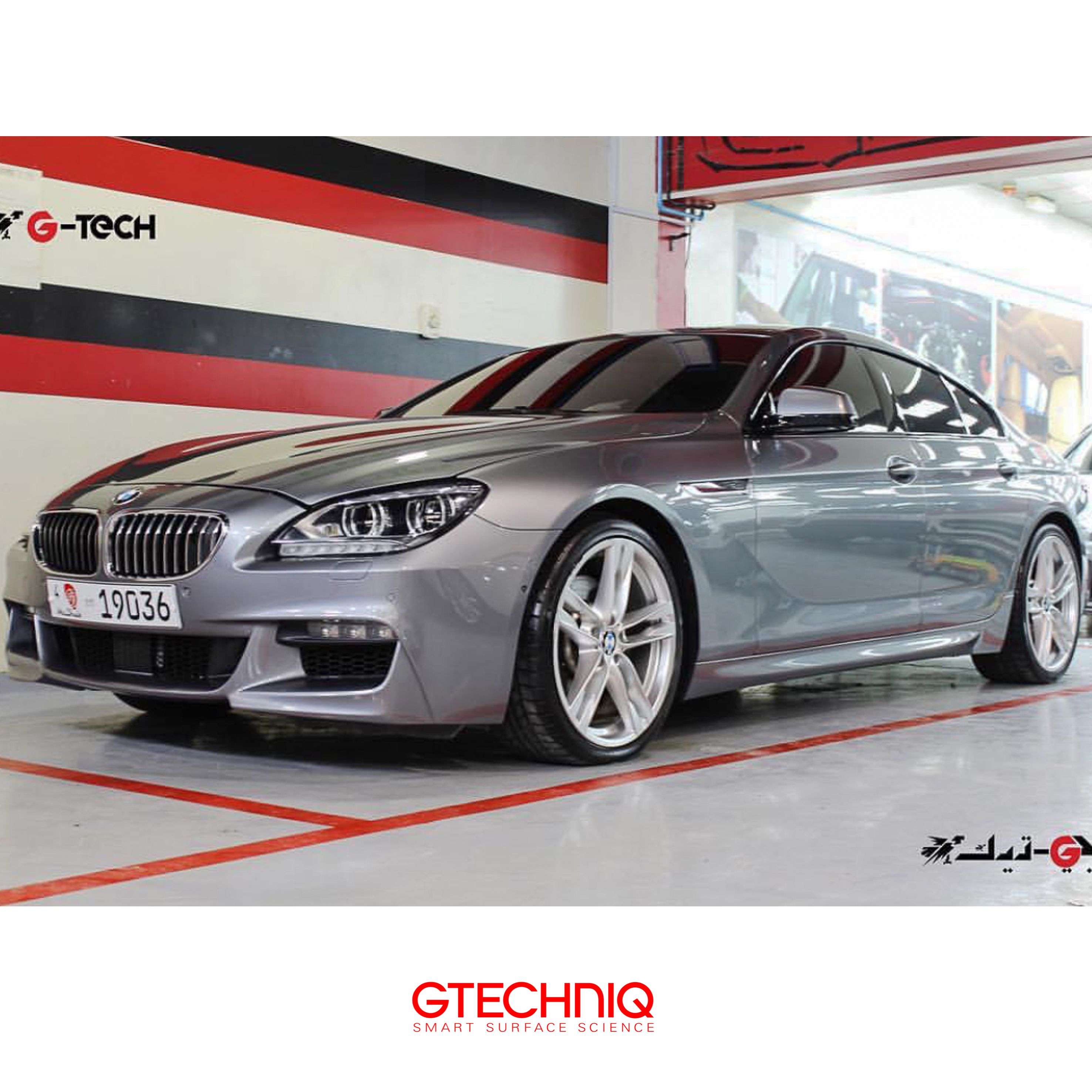 #BMW 640i protected by Gtechniq and #Gtechniq Stockist +Gtech Wetless  🌐 PROTECT THE THINGS YOU LOVE .إحمى كل ما تحب