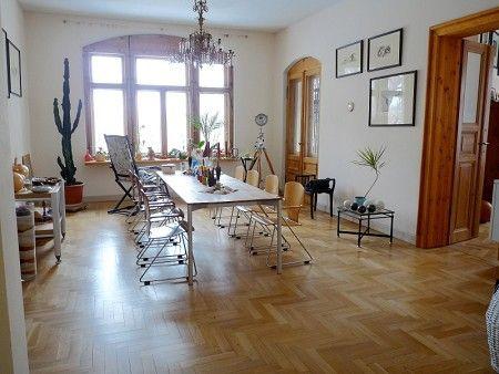 Dresden: ACHTUNG OPTIMAL für WOHNEN & ARBEITEN! Stilvolle Vill... - Immobilien - Sachsen - Dresden, Leipzig, Chemnitz