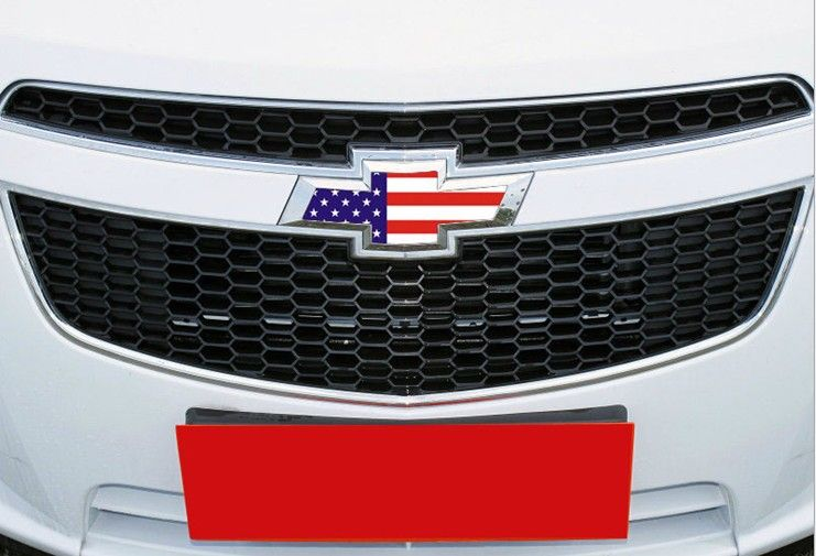 Soo Want This Chevy Emblem With American Flag Logo Flags Price