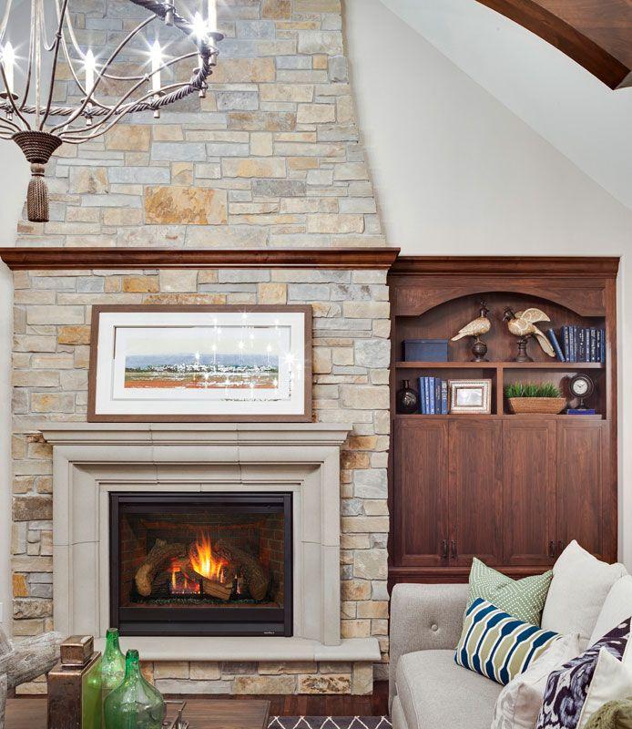 Unique Fireplace Idea Gallery Heat Glo