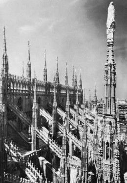 Terminologies In Architecture Part II Flying ButtressMilan CathedralCivilizationCathedralsCathedral
