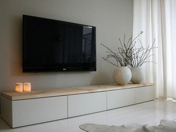 Leuk Idee Tvkast Door Ydevos Home Decor Pictures Living Room Decor Bedroom Tv Wall