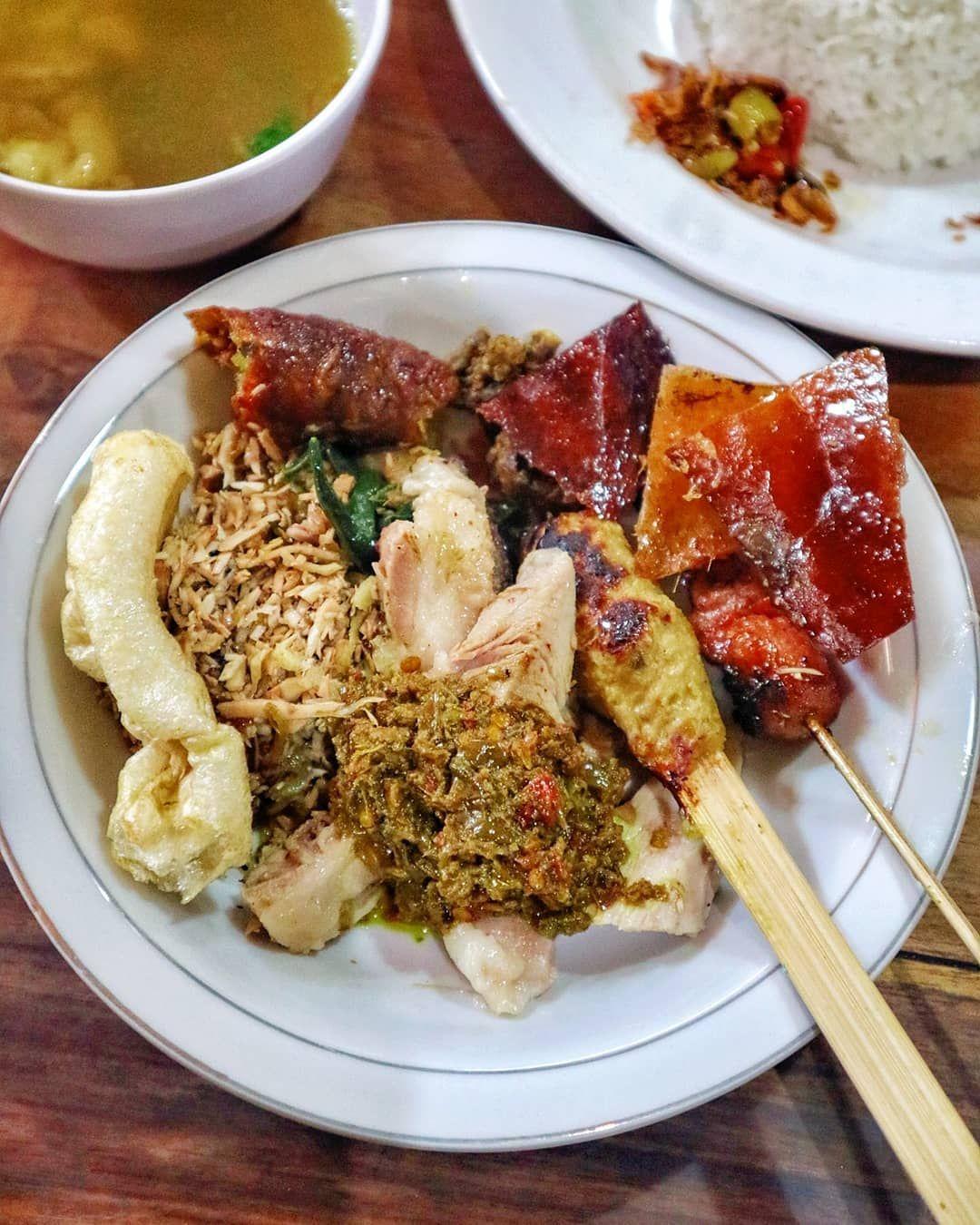 Pin Di Kuliner Khas Bali