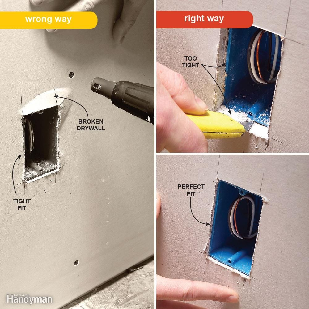 7 Drywall Installation Mistakes You Ve Probably Made Before Drywall Installation Drywall Hanging Drywall