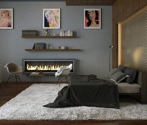 80 Bachelor Pad Men S Bedroom Ideas Manly Interior Design Grey Bedroom Design Stylish Bedroom Design Modern Bedroom