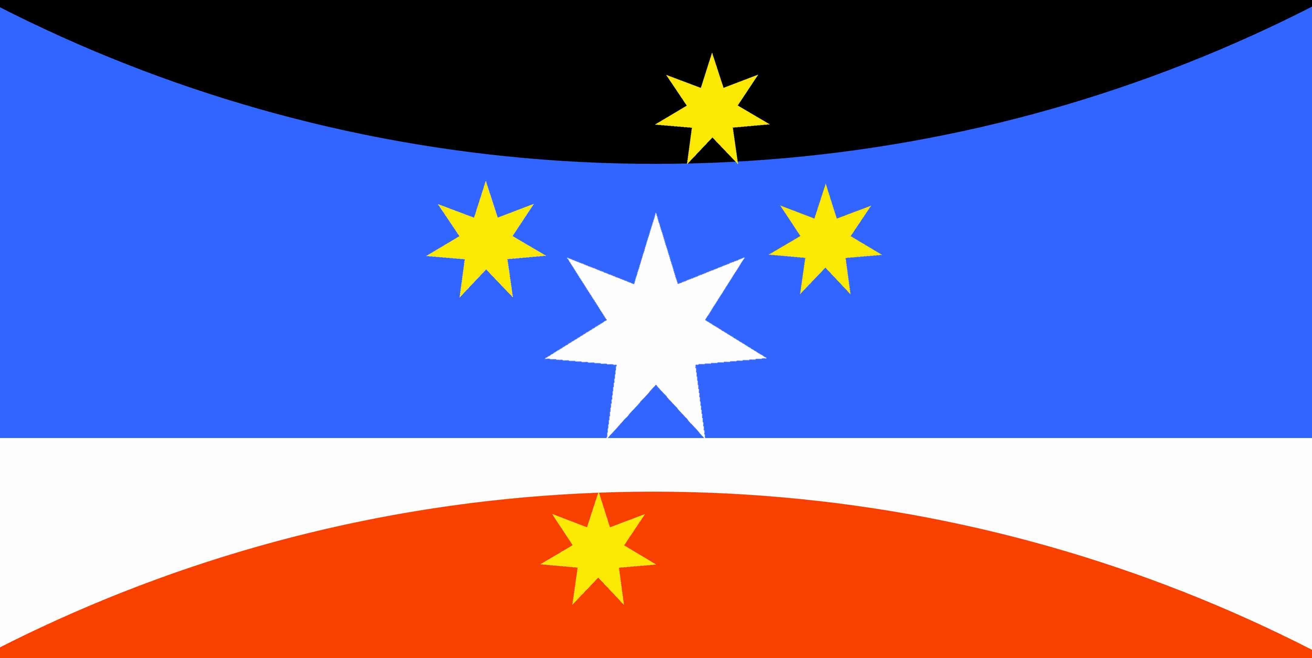 new Australian Flag design series - UluruSky17-Horizon-GoldSC-CS ...