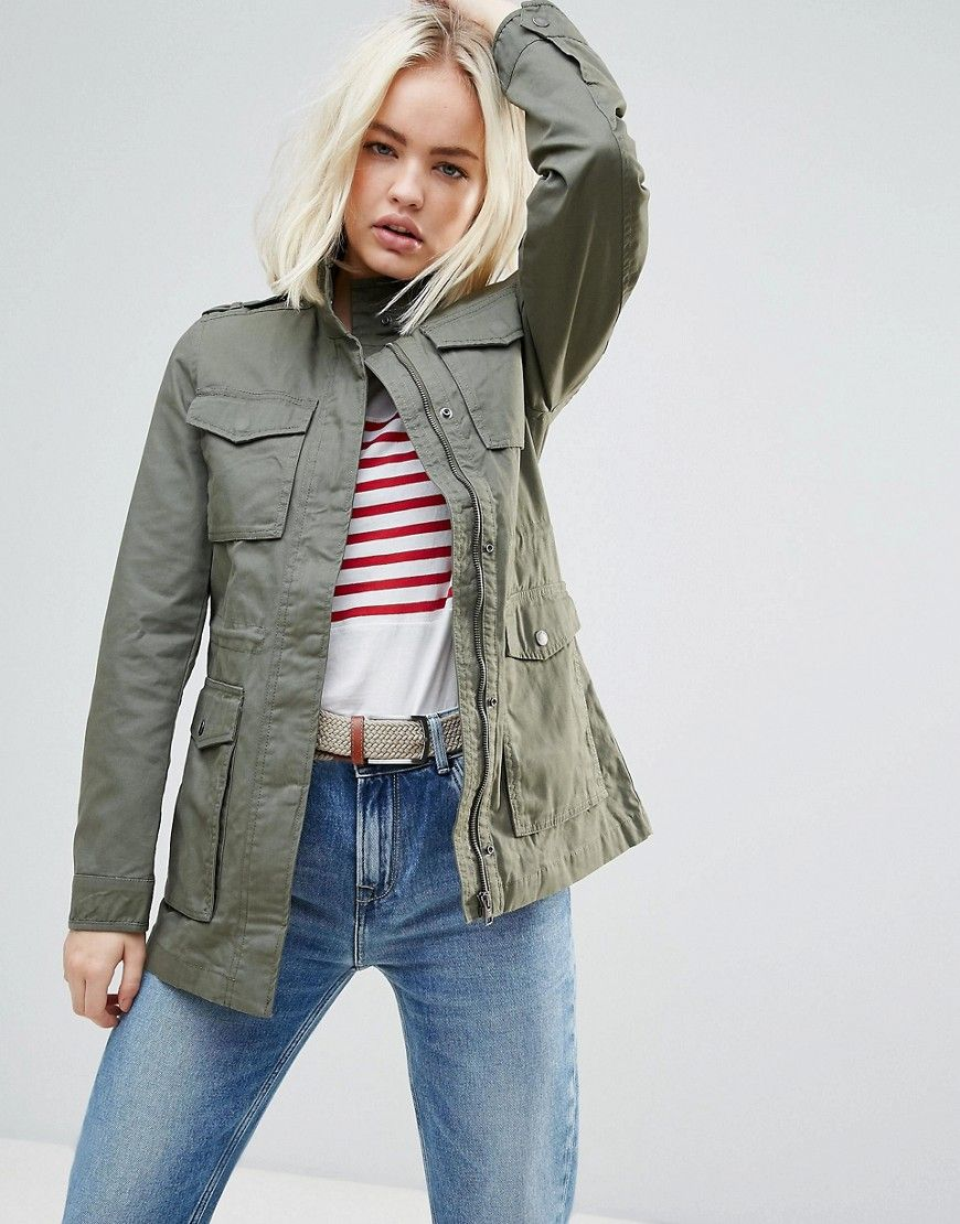 Get This Tommy Hilfiger Denim S Parka Now Click For More Details Worldwide Shipping Tommy Hilfiger Denim Parka Coat Bekleidung Parka Mantel Mantel Frauen
