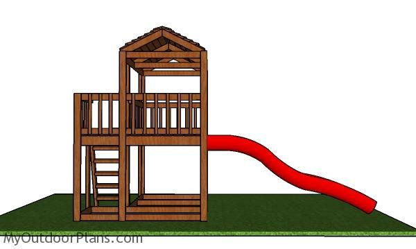 Outdoor Fort Plans | Fort plans, Outdoor forts, Diy shed