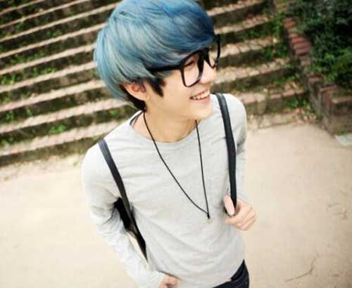 Cool Japanese Hairstyle Men Hair Styles For Teen Boys Hair