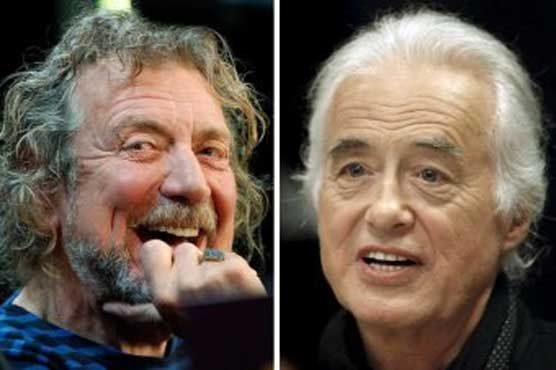 Jury out in Led Zeppelin copyright case