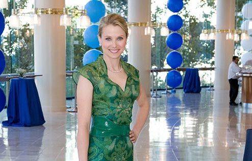 Marissa Mayer Hot Wedding Google Yahoo