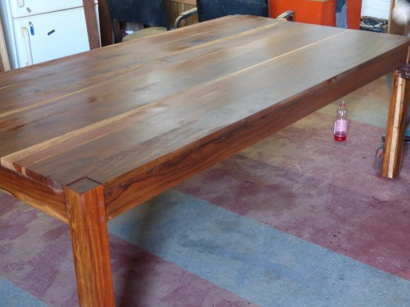 Kiaat Dining Table Dining Table Rustic Dining Table