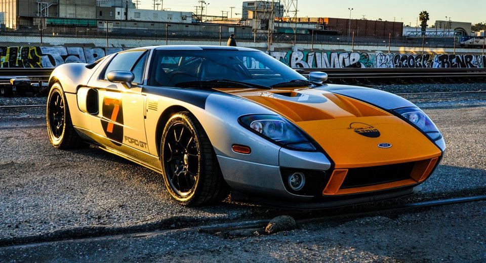 Ford Gt Designer Selling His Custom Example For 320k Ford Gt