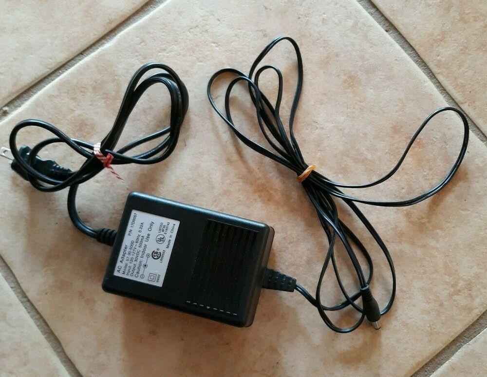 Ac Adapter Power Supply Model 57 30 500d Lexmark Printer 30 Vdc 500ma Unbranded V 2020 G