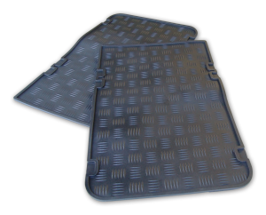 Autograph Middle Row Floor Mats Land Rover Series Land Rover Land Rover Defender