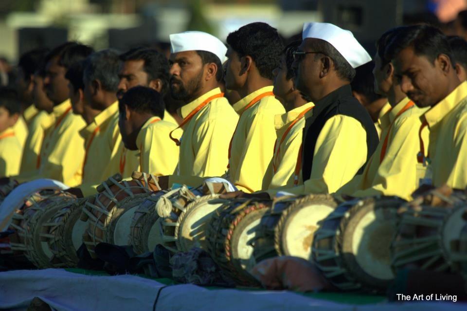 Practice for Taal Ninaad, Solapur