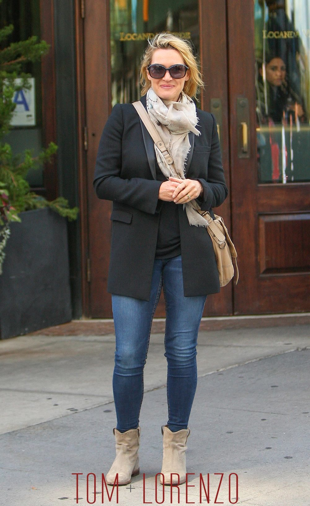 Kate Winslet in New York City Fashion, Kate winslet