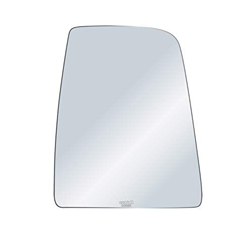 Fit System 30205 Toyota Camry Sedan Right Side Heated Power Replacement Mirror Glass with Backing Plate