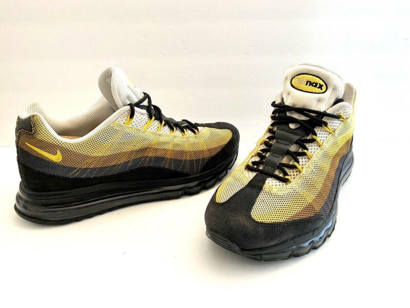 Nike Air Max Mens Size 9 Black/Yellow