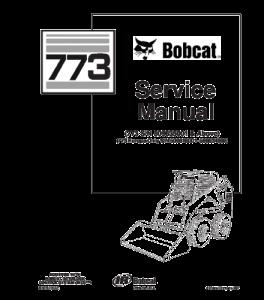 Best download bobcat 773 skid steer loader service repair