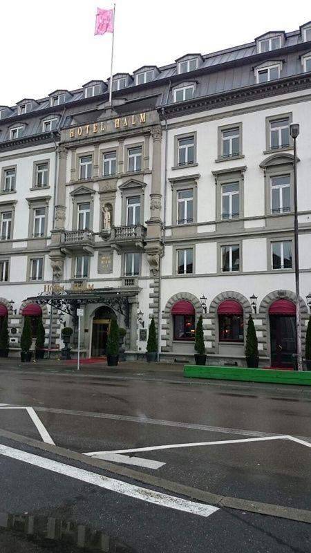 Konstanz Am Bodensee Hotel Halm Sehr Schones Hotel Super Zentrale