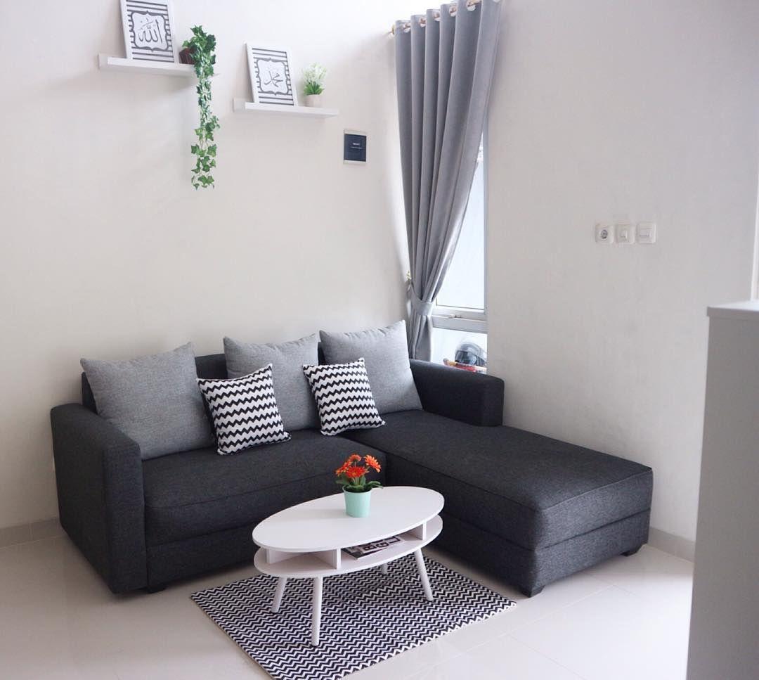 Desain Ruang Keluarga Minimalis Ukuran 3x3 Sobhome