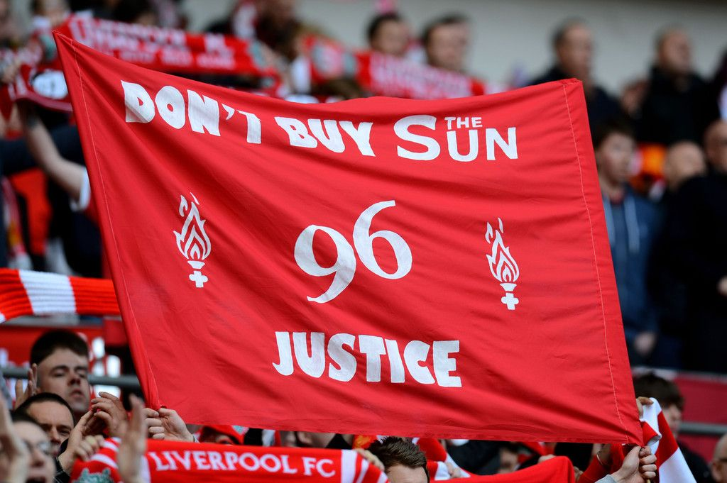 Justice for the 96 | Liverpool Flags | Liverpool fc, Liverpool