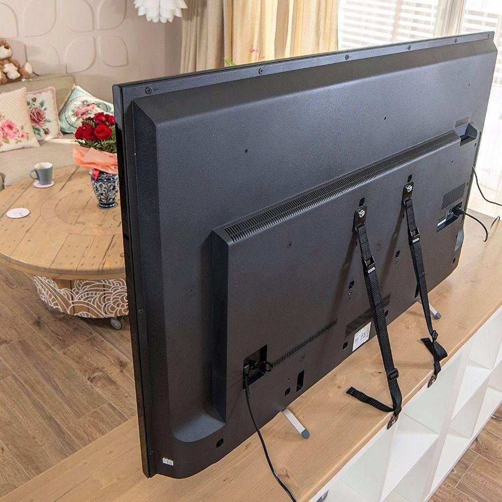 Antitip tv safety straps for babies diy tv wall mount