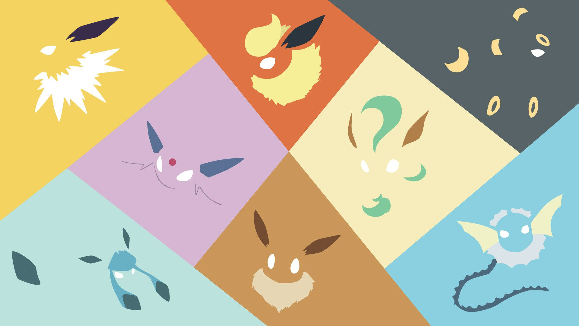 1920x1080 Eevee Iphone Wallpaper Eevee Wallpaper Cute Pokemon Wallpaper Umbreon Wallpaper