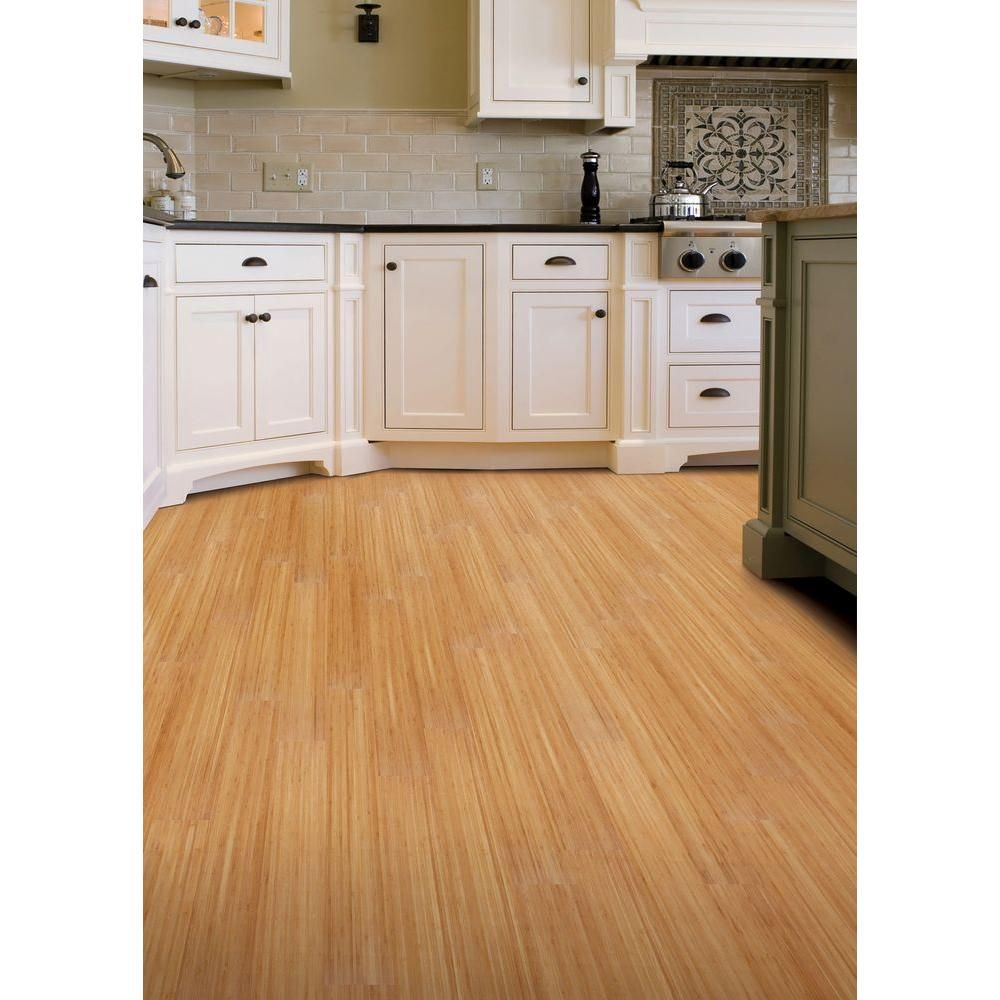 Home Legend Vertical Toast 5 8 In Thick X 3 3 4 In Wide X 37 3 4 In Length Solid Bamboo Flooring 23 59 Sq Ft Case Hl608 The Home Depot Laminate Flooring Bamboo Flooring Flooring