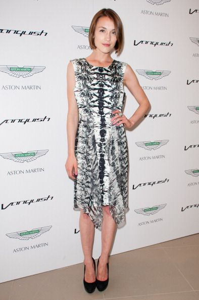 Your's truly in @FelderFelder at the @astonmartin party