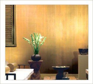 Metallic Walls Nomadic Decorator Asian Paints Gold Painted Walls Metallic Gold Wall Paint