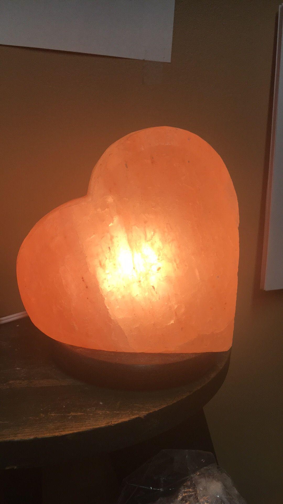 Himalayan Salt Lamps Wholesale New Heart Shaped Himalayan Salt Lamps Merchandise  Pinterest