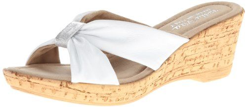 Bella Vita Made in Italy Women's Perfetto Wedge Sandal,White Leather,6 N US Bella Vita http://www.amazon.com/dp/B00EL4DBA2/ref=cm_sw_r_pi_dp_BFIcub0WT9TA1